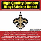 New Orleans Saints Vinyl Car Window Laptop Bumper Sticker Decal on eBay