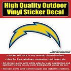 Los Angeles Chargers Vinyl Car Window Laptop Bumper Sticker Decal $15.25 USD on eBay