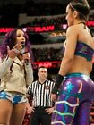 Sasha Banks & Bayley 4x6 8x10 Photo WWE (Select Size) #0138