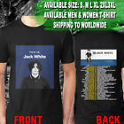 Limited Jack White Boarding House Reach Tour Dates 2018 Tee T-Shirt S-4XL