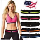 Внешний вид - Gym Fitness Sport Runner Waist Bum Bag Running Jogging Belt Pouch Zip Fanny Pack