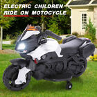6V Kids Ride On Motorcycle Battery Powered Bicycle Electric Toy W /Training Wheel