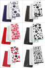 3 Pack Microfiber Tea Towel Kitchen Cleaning Drying Soft Durable Material New