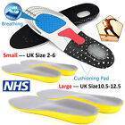 Orthotic Insoles for Arch Support Plantar Fasciitis Flat Feet Heel Pain Reduce
