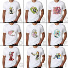 a deadly summer - Anime The Seven Deadly Sins Men Summer Casual T-shirt Sport Loose Blouse Tops