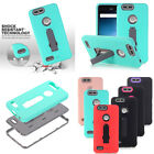 For ZTE Blade Z Max / ZMax Pro 2 / Sequoia Hybrid Rugged Shockproof Case Cover