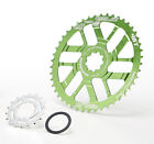 NEW RELIC MTB bike bicycle 46T/18T Sprockets.upgrade for Shimano 11speed-Green