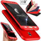 For Samsung Galaxy Note 8 S8/S7 J7 J5 J3 Ultra Thin 360 Full Body Case Cover