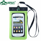 """TONPAR 6"""" Waterproof Bag Underwater Pouch Dry Cover For iPhone Cellphone Compass"""