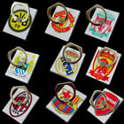 2017 NEW soccer Clubs sport fans Universal car Ring Stent Cell Phone Holder  JH