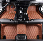 For BMW 5 Series F10 E60 Car Floor Mats Front Rear Liner Waterproof Auto Mats