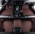 For BMW 5-Series F10 E60 Car Floor Mats Front Rear Liner Waterproof Auto Mats