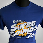 K-Billy's Super Sounds of The 70's T Shirt Reservoir Dogs Seventies Retro Cool u