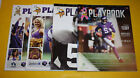 Minnesota Vikings Playbook Program Magazine | 2010 to 2017 | You Pick on eBay