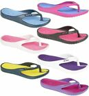 New Ladies Womens Flip Flops beach summer toe post eva Sandals surf girls Shoes