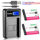 np ft1 battery - Kastar Battery LCD Charger for Sony NP-FT1 FT1 & Sony Cyber-shot DSC-T5 Camera
