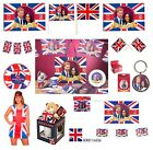 2018 ROYAL WEDDING DECORATION Union Jack Prince Harry Meghan Party Flag Gift UK