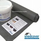 EPDM Shed Roofing Kit(Various Sizes)