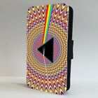Pink Floyd Trippy Illusion FLIP PHONE CASE COVER for IPHONE SAMSUNG
