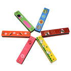 Children wooden painting can play harmonica parent-child new strange puzzle toys