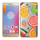 Soft TPU Silicone Case For Lenovo K6 Note Protective Back Covers Skins Clear