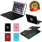 New Wireless Bluetooth Foldable Keyboard Case Cover Stand New For iPad mini 1