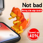 USB Phone Charger Data Cable Funny Mini Humping Spot Dog Toy Xmas Gadget Gift