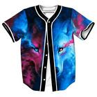 Men%27s+Baseball+Jersey+Short+Sleeve+BUTTON+DOWN+Sports+Shirt+Cool+Graphic3D+Print