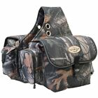 Weaver Camo Trail Gear Saddle Bag