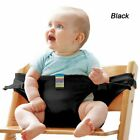 Travel Fastener High Chair Dining Safety Baby Belt Baby Dining Seat Harness