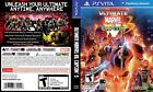 PS Vita Custom Art Inserts (A-Z) -Art Only- Fits Vita Case