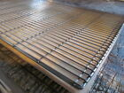 BBQ Grill Mesh Stainless Steel 304 Made to Order - Firepit Chiminea etc NO RUST