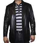 Men's Continental Western Blazer Genuine soft Lamb Leather Coat Best Prices