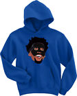 Philadelphia 76ers Trust Process Joel Embiid Black Mask HOODIE HOODED SWEATSHIRT on eBay