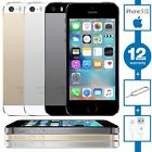 Apple iPhone 5s - 16GB 32GB 64GB - Unlocked SIM Free Black White Gold UK