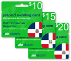 Cheap International calling card for Dominican Republic with emailed PIN