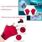 Внешний вид - Diving Swimming Surfing Webbed Gloves Neoprene Training Fins Hand Paddle Surf HT