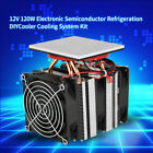 12V 120/240W Electronic Semiconductor Refrigerator Cooler Cooling System DIY stw