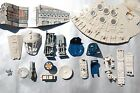 VINTAGE STAR WARS MILLENNIUM FALCON PARTS KENNER screws panel radar seat ramp $15.79 USD on eBay
