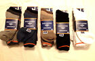 Dockers Men's Enhanced Comfort & Fit Crew Socks 3 Pairs Shoe