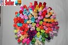 mixed roses - A11:Wooden Roses Buds Mixed Color 12/24/40/48 pieces FAST FREE SHIPPING FROM USA