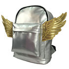 Kids Mini Backpack Lady Purse with Angel Wings-RT108