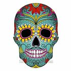 Day of the Dead Decorated Sugar Skull ~ Cross Stitch Pattern