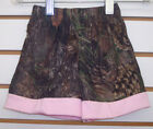Infant Girls True Timber Camo Shorts Sizes 3/6 Months - 6/12 Months