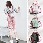 Convertible Marble Faux Leather Small Mini Backpack Rucksack Shoulder bag Purse