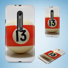 SNOOKER POOL TABLE BALLS 9 CASE MOTOROLA MOTO E1 E2 G1 G2 G3 G4 G5 X1 X2 $8.15 USD on eBay