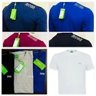 """SALE"" HUGO BOSS Men's Short Sleeve Crew Neck T-Shirt 100% Pure Cotton Brand New"