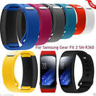 Silicone Band Sport Loop Strap For Samsung Gear Fit 2 Fit2 PRO SM-R365 R360