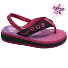 GIRLS SKECHERS TWINKLE TOES LIGHT UP SUMMER BEACH INFANT SANDALS MULES SHOES