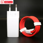 Original Oneplus 6 Dash Charger 5V/4A Travel Wall Power Adapter Dash USB-C Cable